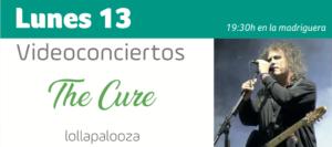 Videoconcierto the Cure Huelva