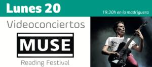 Muse Video concierto Huelva